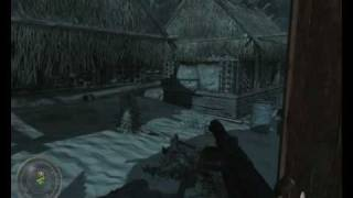 Call of Duty 5: World at War - Gameplay - Mission 1 part 1