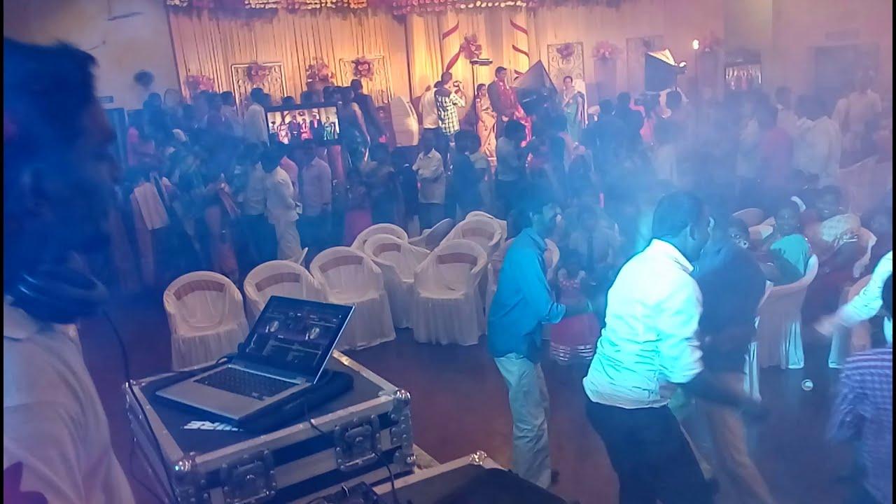 Dj For Wedding Reception In Chennai Youtube