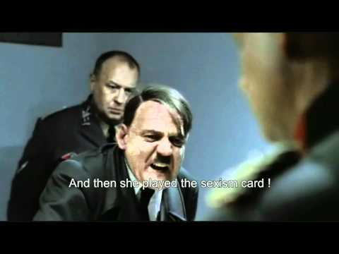 Hitler finds out about Fine Gael and Labour Coalition - 2011 General Election