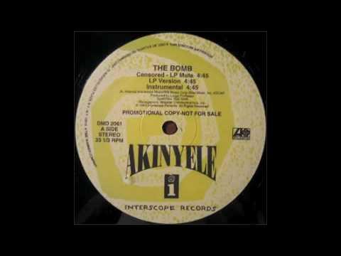 Akinyele- The Bomb (Instrumental)