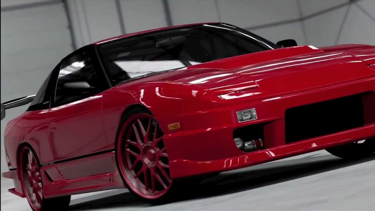 1994 Nissan 240sx Se Forza 4 Tune 267 5 Mph Youtube