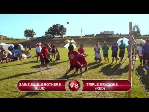 3 HMONG SPORTS: Tekraw Tournament - Saint Paul Brothers take the championship.