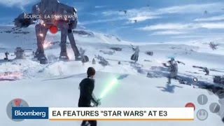A Sneak Peek at EA's 2015 Video Game Releases