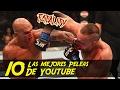 Top 10 - Las Mejores Videos de Peleas De Youtube - Artes marciales - Combates - Peleas callejeras