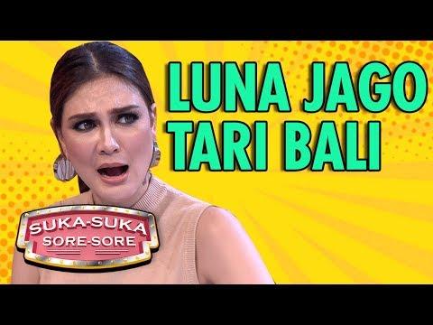 Sudah Cantik, Mbak Bulan Juga Jago Tari Bali - Suka Suka Sore Sore (21/1) PART 1