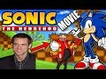 Sonic Live Action Movie Coming In 2019 w/ Jim Carrey as Robotnic