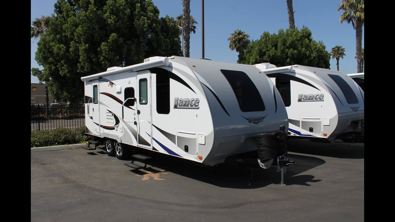 2017 Lance 2185 Rv Solutions Youtube
