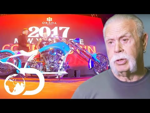 3 Of The Most Impressive Motorbikes You'll Ever See! | American Chopper