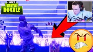 WORST WAY TO DIE IN FORTNITE! **WARNING: EXTREME RAGE** (Fortnite: Battle Royale Epic Funny Moments)
