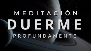 » Meditación para DORMIR Profundamente ☽ La unidad de Ser
