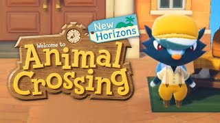 Besuch von Schuhbert | Animal Crossing: New Horizons (Part 30)