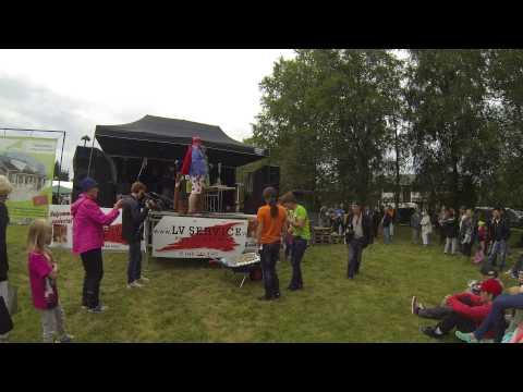 World fart championship in Utajärvi, Finland