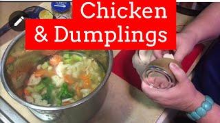 Chicken & Dumplings/Instan…