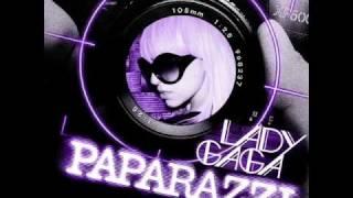 Lady Gaga - Paparazzi, Lyrics In Desc, [ Radio Edit ]  / Remix =]
