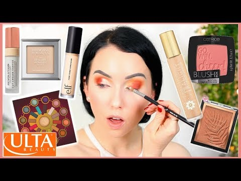 FIRST IMPRESSIONS! NEW MAKEUP at ULTA! Full Coverage Pacifica Alight Foundation?!