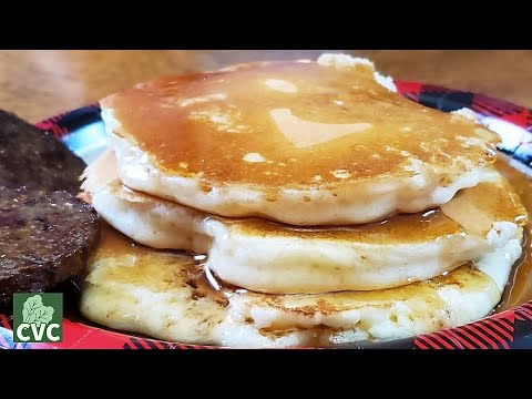 A Pancake Breakfast Live Old Fashioned Southern Cooking