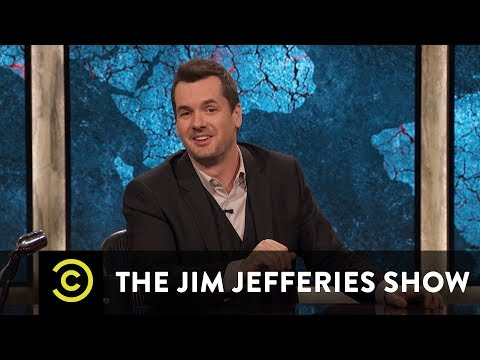 A Valentine's Day Message from Jim Jefferies  The Jim Jefferies