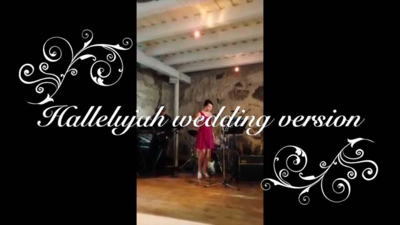 Hallelujah Wedding Version By Emmi