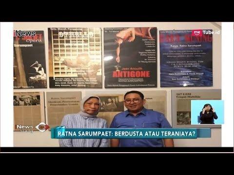 Bukan Dianiaya, Foto Babak Belur Ratna Sarumpaet Diduga Usai Operasi Plastik - iNews Siang 03/10
