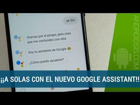 Charlando en Español con el Nuevo Google Assistant
