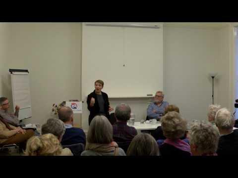 Clare Moody talks to Cheltenham for Europe