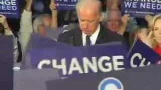 Joe Biden Rallies Lee's Summit, MO, November 3, 2008