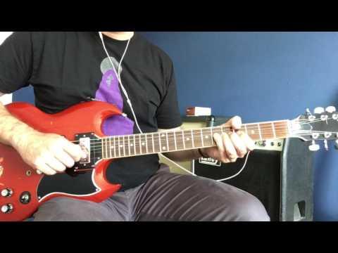 Zero the Hero - Black Sabbath - Guitar Cover