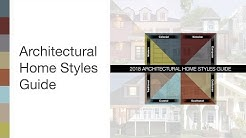 Therma-Tru Architectural Home Styles Guide