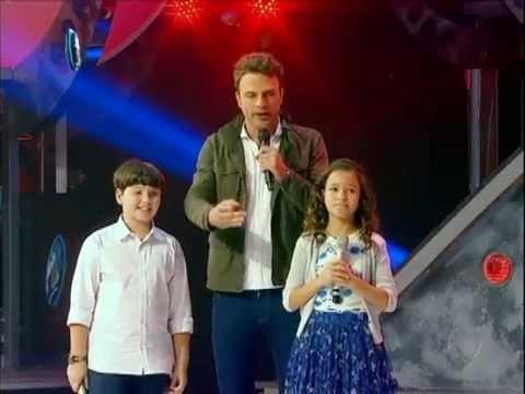 Na íntegra: Assista à Grande Final Do Ídolos Kids 2013