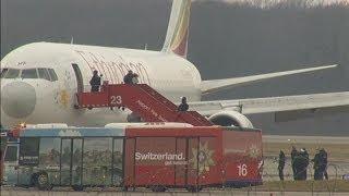 Co-pilot hijacks Ethiopian Airlines plane and lands in Geneva