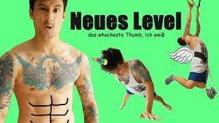 Neues Level erreichen mit Übungen, die zu hart für mein Leeeeben sind
