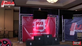 2017 USA Powerlifting High School Nationals Day 2 thumbnail