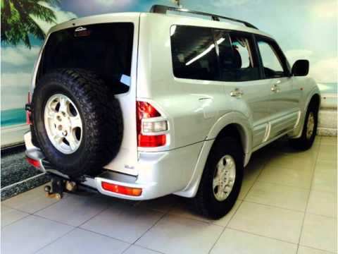 2001 mitsubishi pajero 3 2 gls did 4x4 auto for sale on auto trader south africa youtube. Black Bedroom Furniture Sets. Home Design Ideas