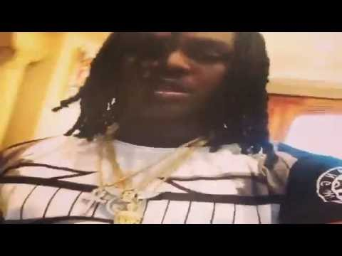 That Old Sosa Back! Chief Keef Playing A New Song He Made Called