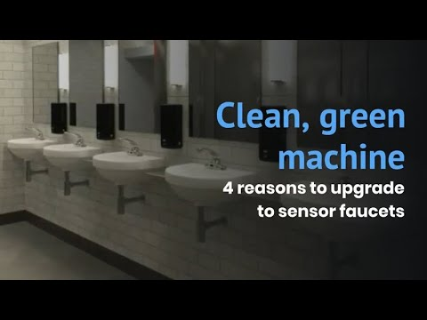 4 Reasons You Should Switch To Sensor Faucets