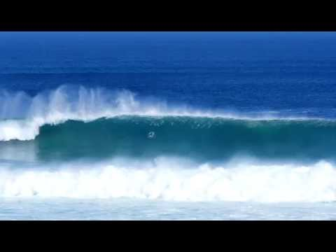 MONSTER WAVES IN BALI - swell of decade - slowmo