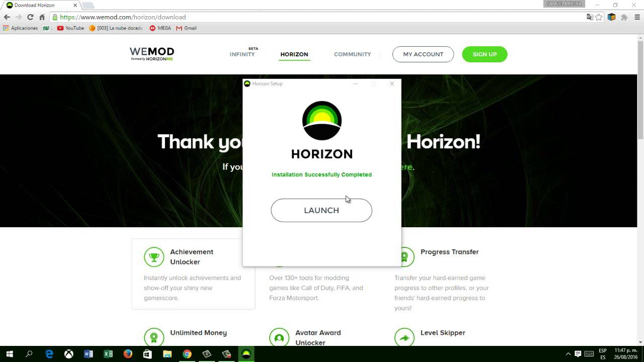 Horizon 2.9.0.0 - Descargar para PC Gratis