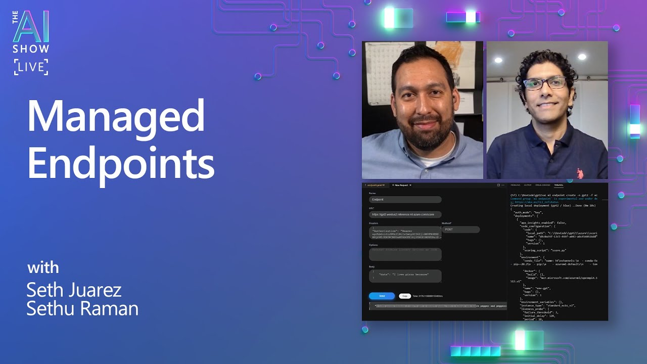 Managed Endpoints