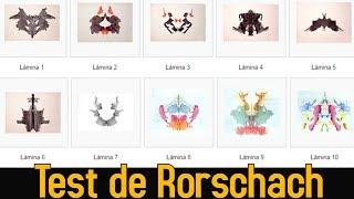 Test De Rorschach Y Su Significado De La Personalidad | PSICOLOGIA