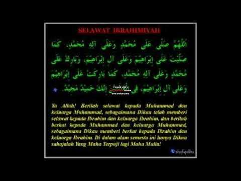 Sholawat Ibrahimiyah 3x