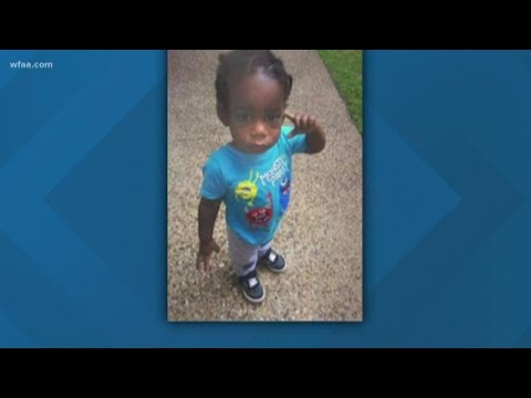 Amber Alert Issued For Missing Dallas Toddler
