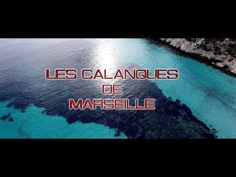 Les Calanques De Marseille 4K