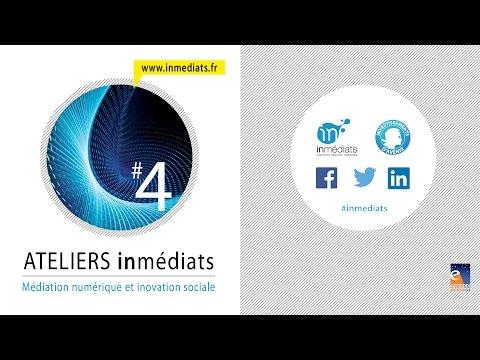 #01 Ateliers Inmediats - Table ronde « Nouveaux lieux, nouvelles médiations »