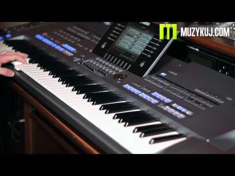 Yamaha Tyros 5 Audio Style