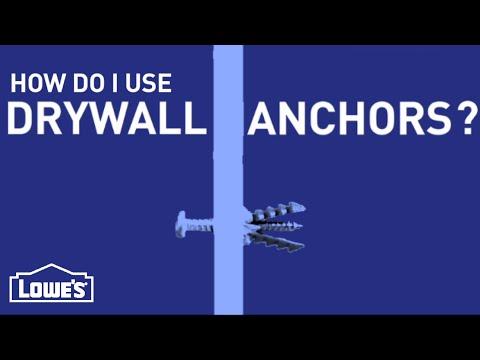 How Do I Use Drywall Anchors? | DIY Basics
