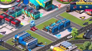 OVERDRIVE CITY (Gameloft) - Gameplay Trailer Part 2 iOS - Level 10 and Level 11