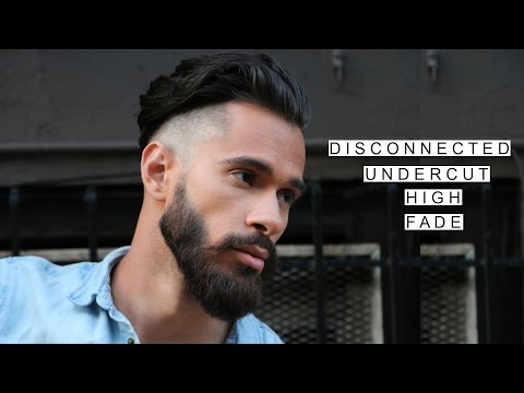 GQ Inspired Disconnected Undercut /w High Fade | Medium Length Hairstyles | Summer Hairstyles 2016
