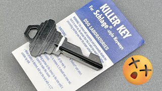 "[1350] Defeating a ""Killer Key"""