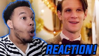 "Doctor Who Christmas Special ""The Doctor, the Widow and the Wardrobe"" REACTION!"