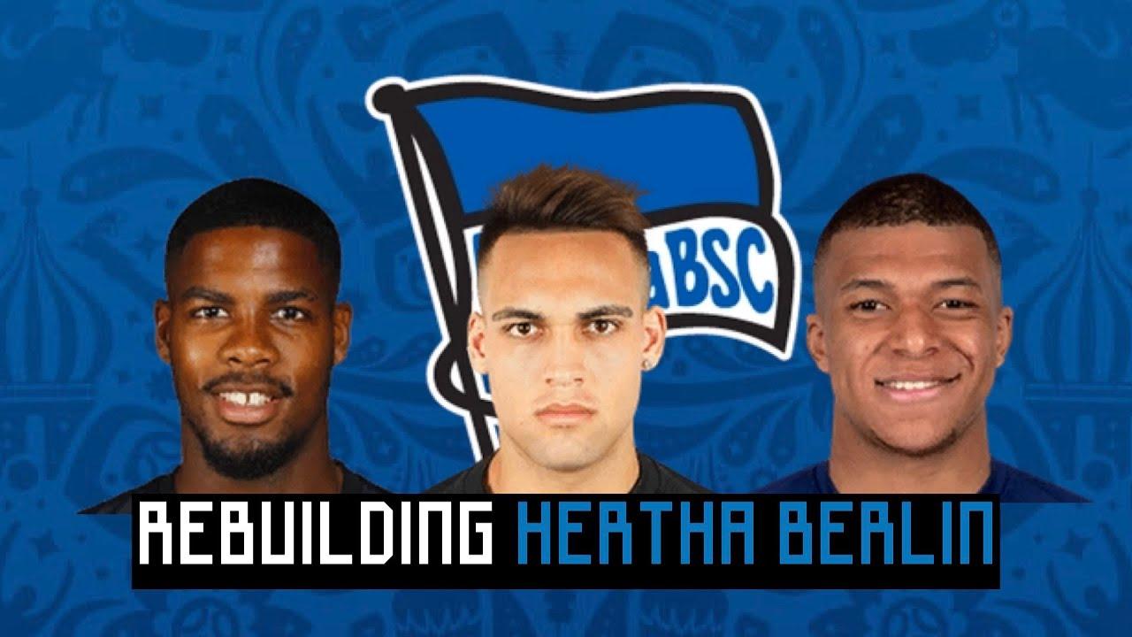 Rebuilding Hertha Berlin - FIFA 20